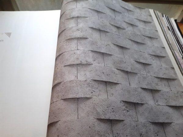 کاغذ دیواری سه بعدی طرح سنگ