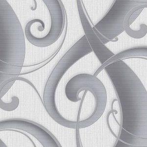 کاغذ دیواری سفید