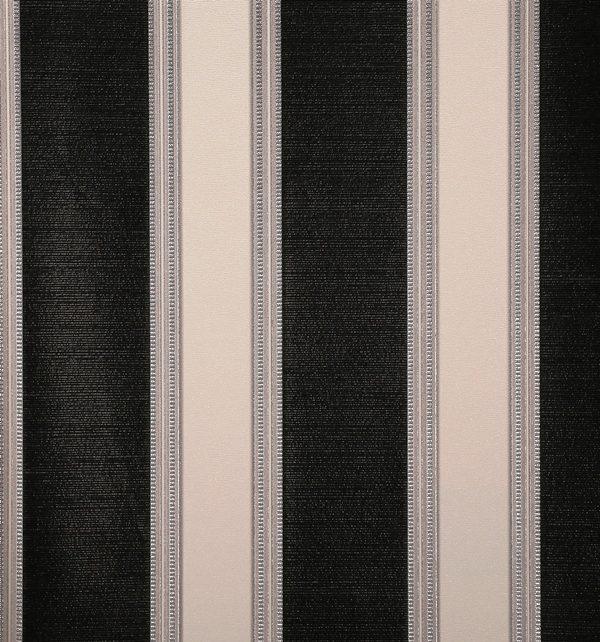 کاغذ دیواری مشکی سه بعدی ایالیایی