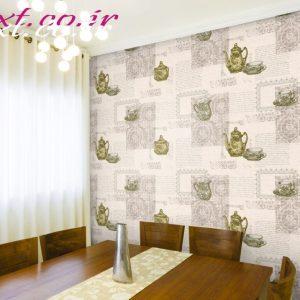کاغذ دیواری کافی شاپی