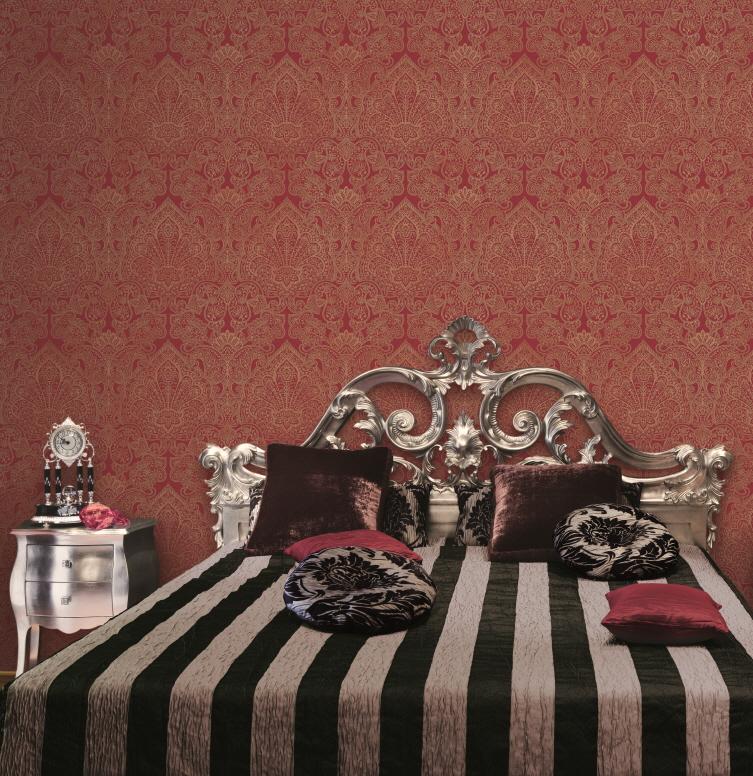 کاغذ دیواری برای اتاق خواب