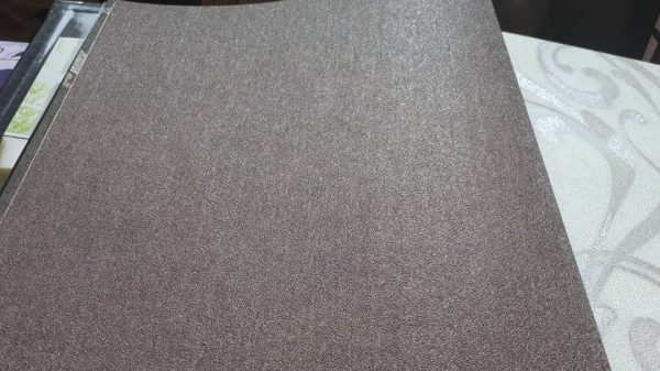کاغذ دیواری قهوه ای