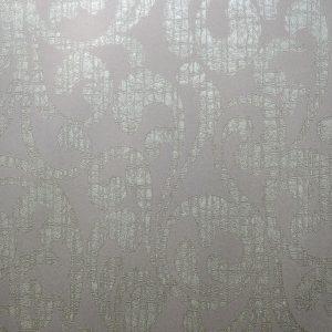 کاغذ دیواری طوسی گل دار