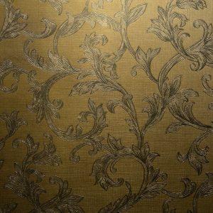 کاغذ دیواری گل دار
