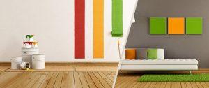 رنگ بهتره یا کاغذ دیواری؟