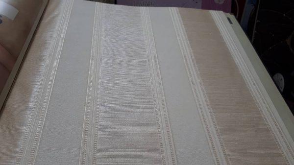 کاغذ دیواری ساده بژ