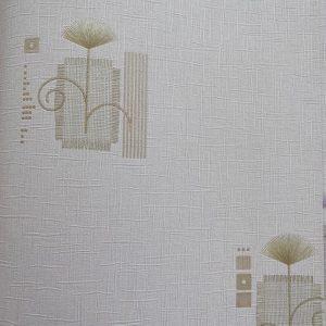 قیمت کاغذ دیواری گل قاصدک طلایی