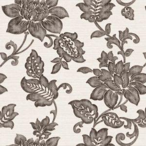 کاغذ دیواری گل دارر درشت