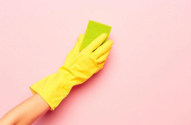 تمیز کردن کاغذ دیواری شوینده بخار